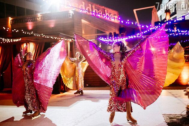 22 января ресторан Buddha-Bar Moscow совместно с телеканалом МУЗ-ТВ пригласили гостей на самую жаркую зимнюю вечеринку столицы