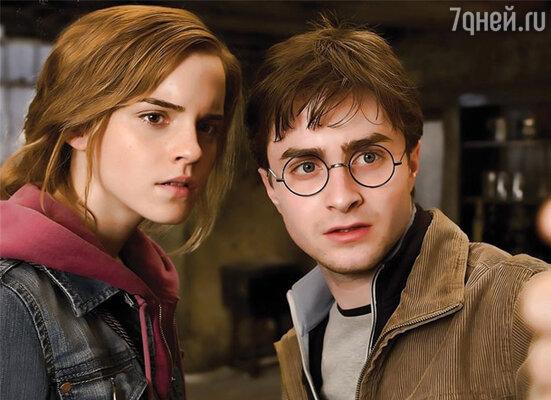 «Кадр фильма Гарри Поттер и Дары смерти: Часть вторая»