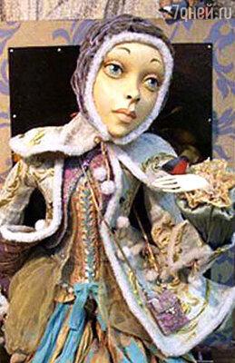 Выставка авторской художественной куклы «Прогулки во времени»