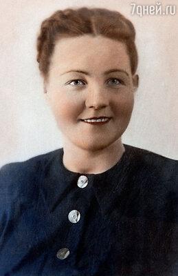 Мама ТатьянаАфанасьевна
