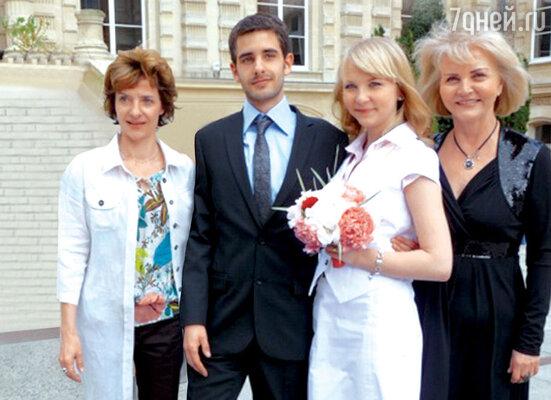 «Дочка Светлана вышла замуж за француза»