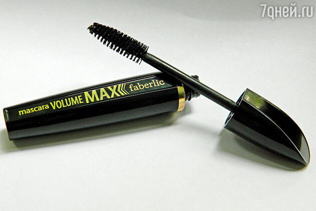 Тушь Мascara volume MAX от Faberlic
