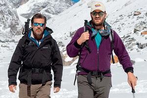 Джош Бролин признался, что завидовал альпинистам на съемках «Эвереста»