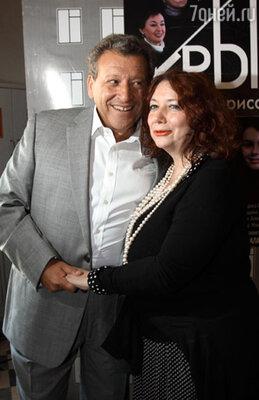 Борис Грачевский и Мария Абатова