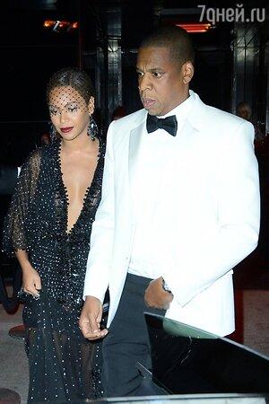 Бейосе и Jay-Z