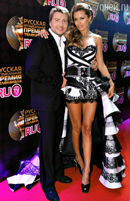 Николай Басков и Виктория Боня