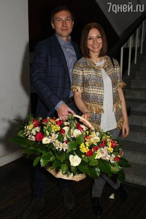 Николай Лебедев, Ирина Лачина