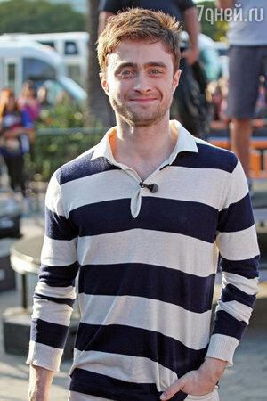 Дэниел Рэдклифф в Лос-Анджелесе 2013 год