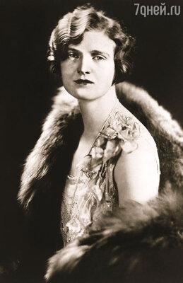 Ежемесячное содержание любовницы президента примерно составляло сумму, которую тратили на содержание всего Белого дома! Нэн Бриттон, 1928 г.
