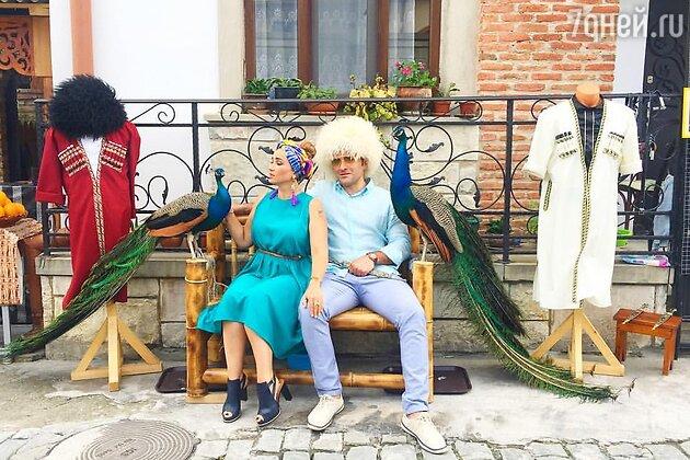 Анфиса Чехова, Гурам Баблишвили