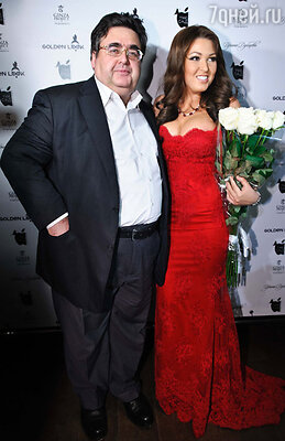 Алексей Митрофанов с Ириной Дубцовой