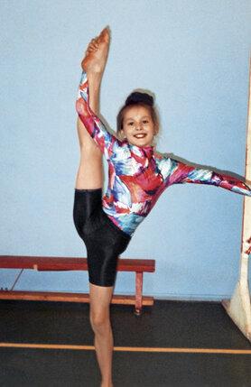 Мама мечтала, что дочь  станет чемпионкой, но я, получив звание мастера спорта, решила: хватит!