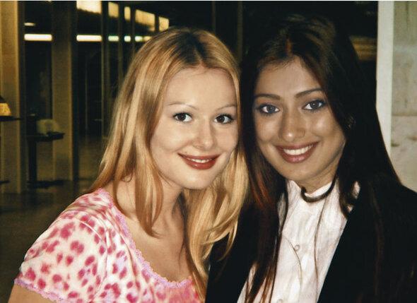 С Лакшми мы подружились, но я не сразу узнала, что она влюблена в Джаяма