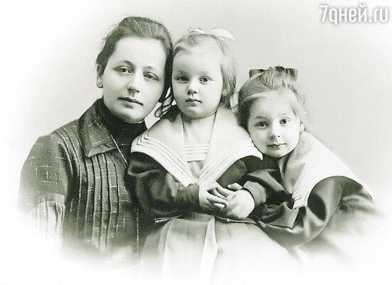 Скрябин глубоко уважал жену и любил своих детей, он не мог бросить их на произвол судьбы