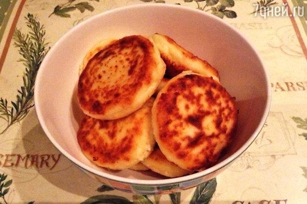 Анжелика Варум научилась готовить сырники