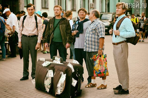 Вячеслав Мясников, Михаил Трухин, Дмитрий Брекоткин, Алексей Маклаков, Андрей Рожков