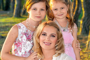 Мария Порошина: «Старшая дочь познакомила нас со своим молодым человеком»