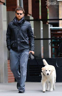 Перед знакомством Рэйчел разузнала о странностях, привычках и подозрительном совместном проживании Купера в одном доме с мамой и старшей сестрой, а также о его дикой любви к собаке Шарлотте