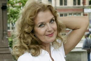 Ирина Алферова вернулась на работу