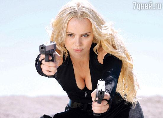 Кадр из фильма «Пушки, телки и азарт»