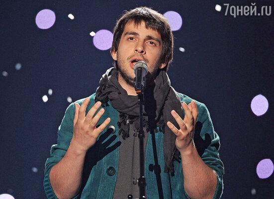 Российский конкурсант «Евровидения-2010» Петр Налич и его музыкальный коллектив по итогам финального голосования заняли 11 место.
