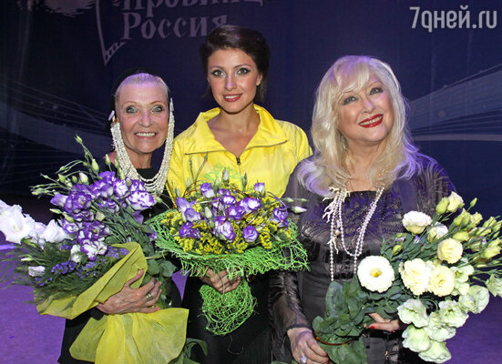 Светлана Светличная. Анастасия Макеева, Ирина Мирошниченко