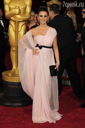 Пенелопа Крус на церемонии «Оскар-2014»
