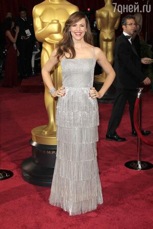Дженнифер Гарнер на церемонии «Оскар-2014»