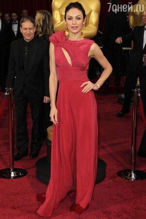 Ольга Куриленко на церемонии «Оскар-2014»