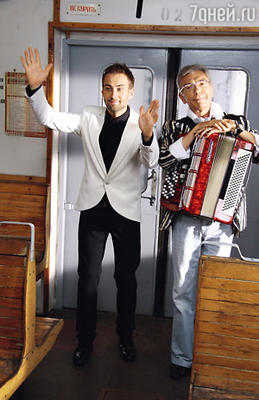 Дмитрий Шепелев и Юрий Николаев
