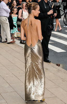 Николь Ричи в Marc Jacobs