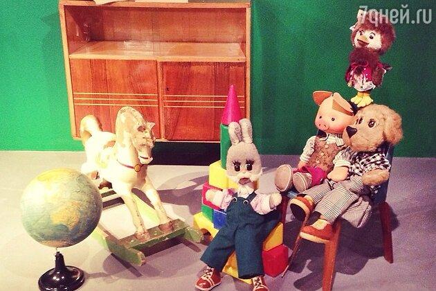 Выставка «Советское детство» в Музее Москвы
