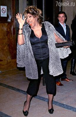 Тина Тернер — одна из самых преданных и жизнерадостных поклонниц Джорджио Армани