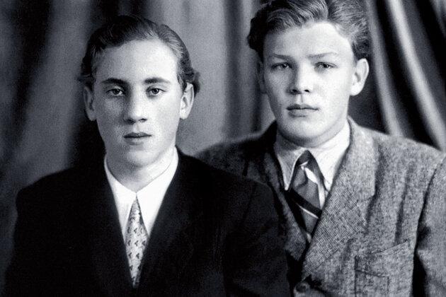 Владимир Высоцкий и  Владимир Акимов
