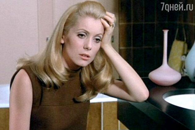 Катрин Денев в фильме «Дневная красавица» (1967)
