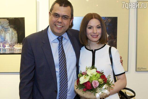 Андрей Черномуров и Ирина Лачина