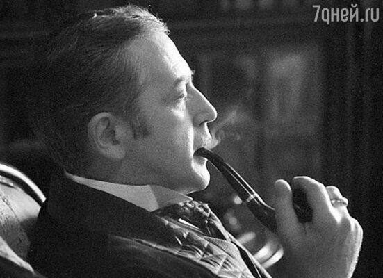 Кадр фильма «Шерлок Холмс и доктор Ватсон »