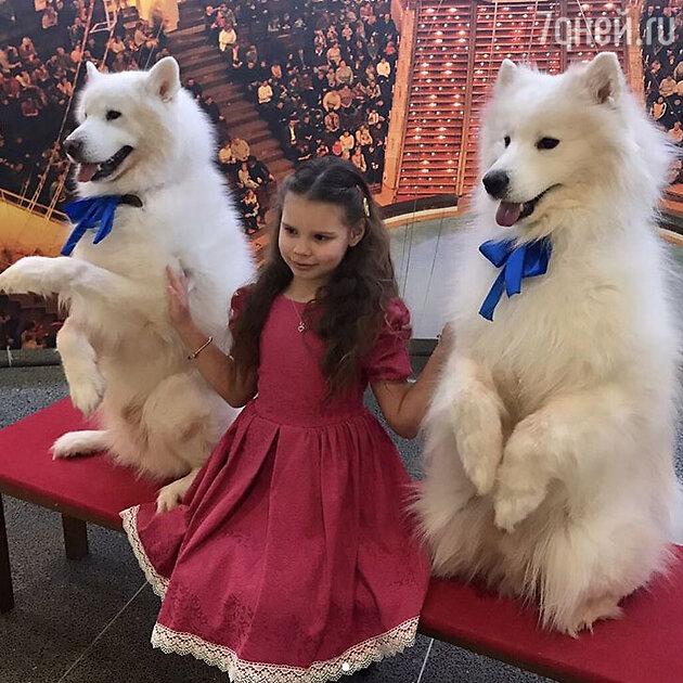 Дочка Максим — Александра