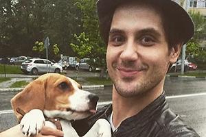 Марк Богатырев ищет дом для собаки