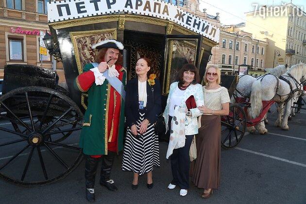 Людмила Чурсина, Лариса Лужина, Ирина Мазуркевич