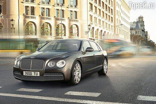 Машину марки Bentley герцог и герцогиня Кембриджские собираются использовать для официальных выездов