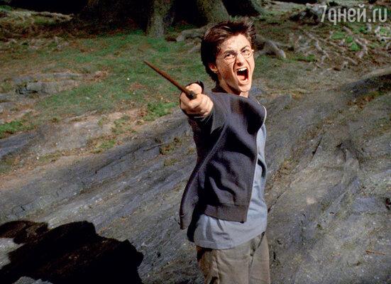 Дэниелу Рэдклиффу было всего 11лет, когда его утвердили на роль волшебника. Кадр из фильма «Гарри Поттер и узник Азкабана». 2004 г.