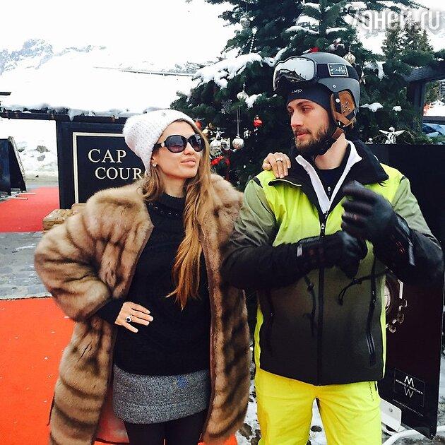 Виктория Боня с Алексом Смерфитом