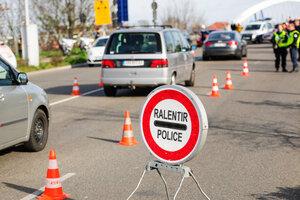 Организатор терактов в Париже миновал три полицейских поста на пути в Бельгию