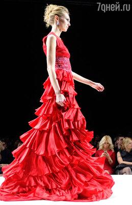 25 октября состоится Открытие Mercedes Benz Fashion Week