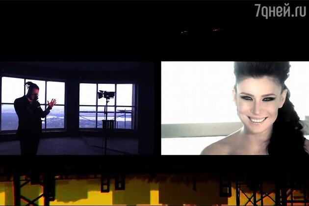 Ёлка в клипе на песню группы Бурито «Ты знаешь»