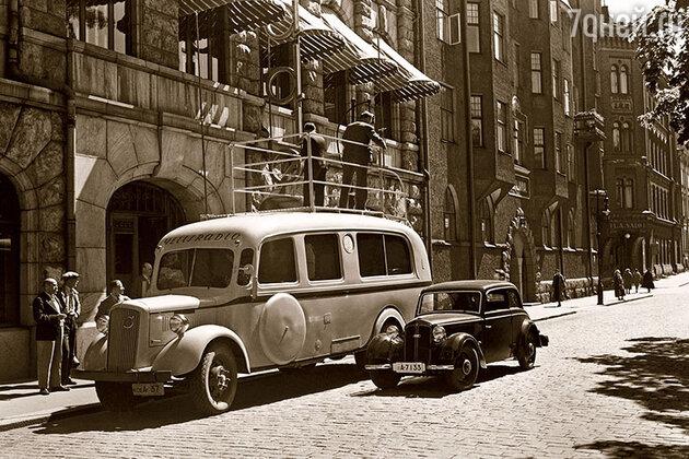 Знакомство двух разведчиков произошло в Финляндии в 1935 году