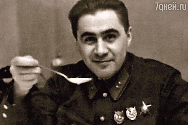 Генерал Павел Судоплатов.