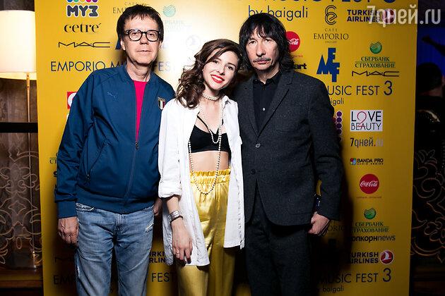 Валерия Антипова и  группа A'Studio