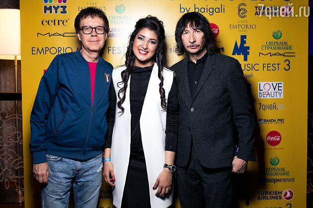 Сангина Шарипова и  группа A'Studio